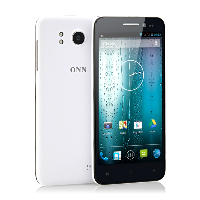 (M) ONN V8 Tiger 5 Inch Slim HD Android Phone (M)
