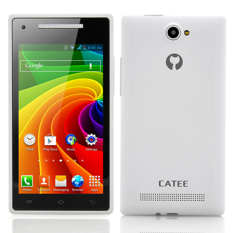(M) Catee CT200 MTK6572 Phone (White) (M)