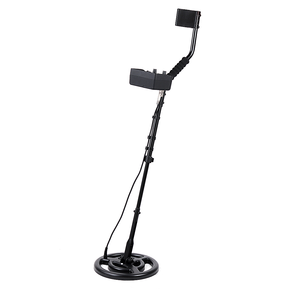 Underground Metal Detector 'Jackpot' - 3.8 Inch LCD, 12 Inch Diameter Coil, 2.5 Meter Detection,  Ferrous + Non Ferrous