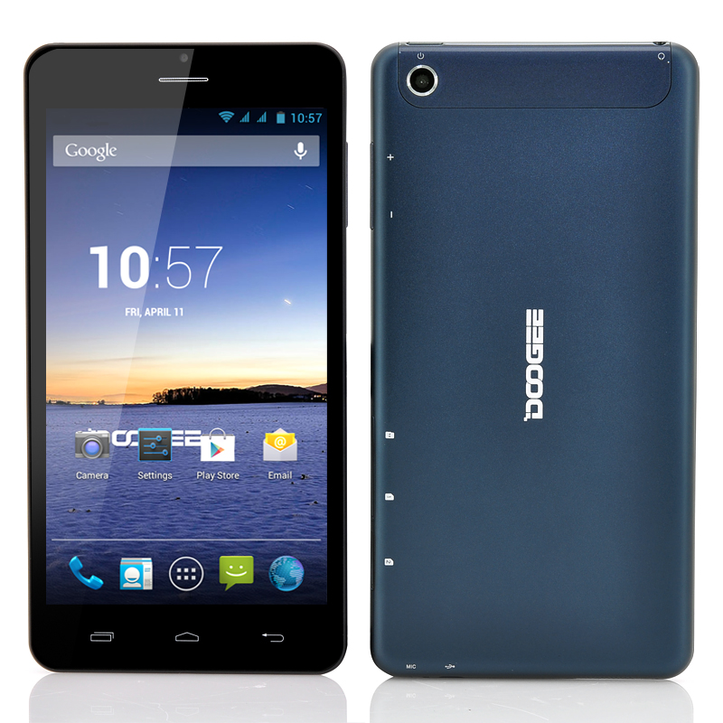 (M) DOOGEE DG685 Android Phablet (Blue) (M)