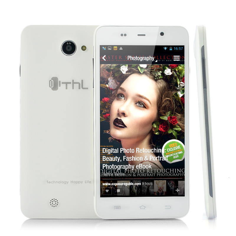 (M) ThL W200 HD Android 4.2 Phone (W) (M)