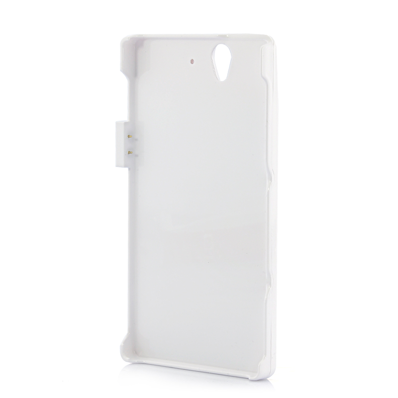 (M) External Battery Case For Sony Experia Z (W) (M)