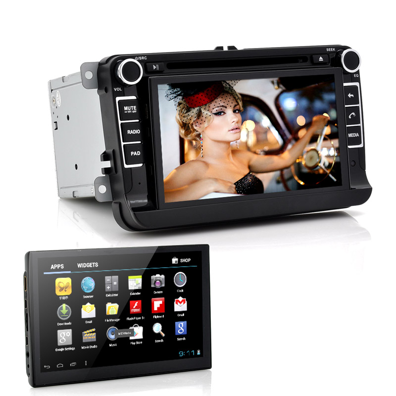 (M) Car DVD Player W/ Android Tablet - Das Playa (M)