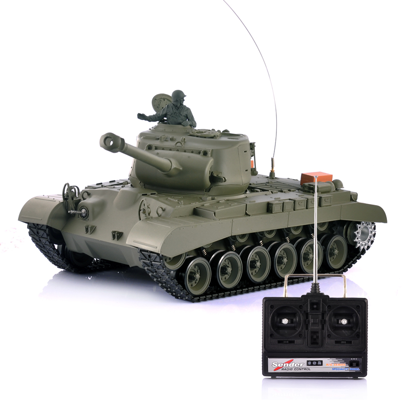 (M) 1/16 Airsoft RC Tank - Snow Leopard (M)