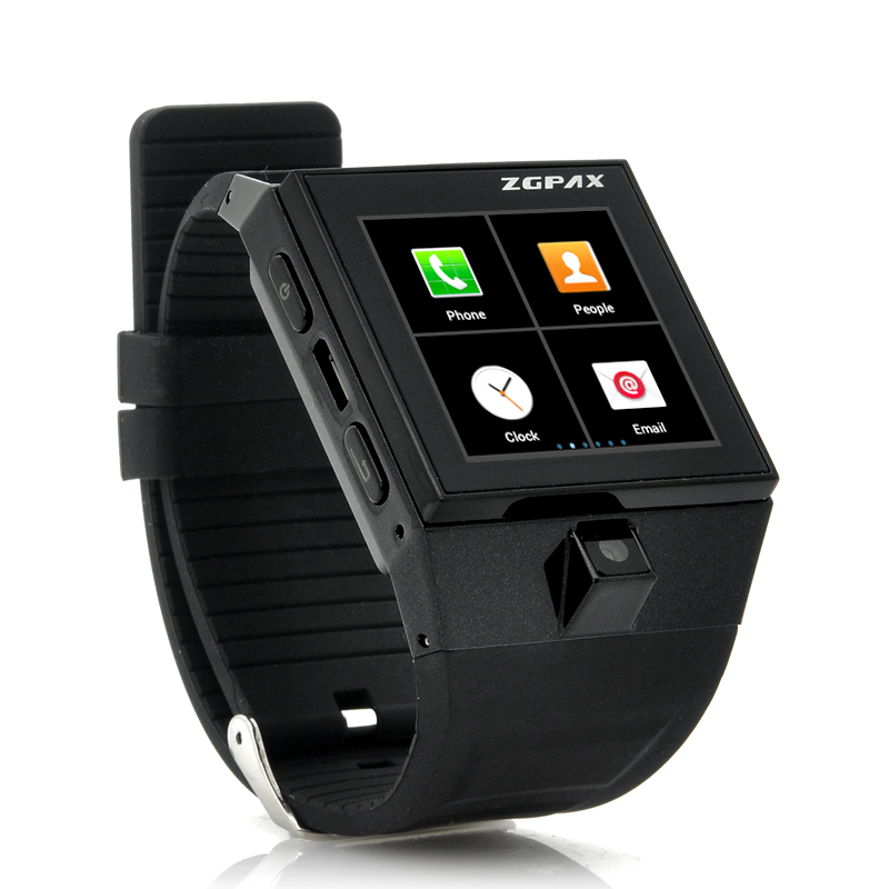 (M) ZGPAX S5 Android Smart Phone Watch (B) (M)
