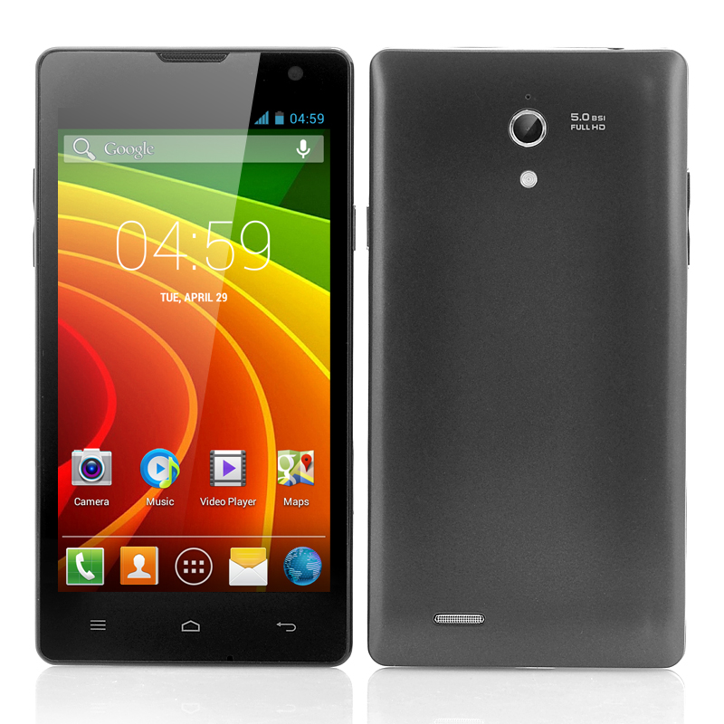 (M) 4.7 Inch Android Smartphone (Black) (M)