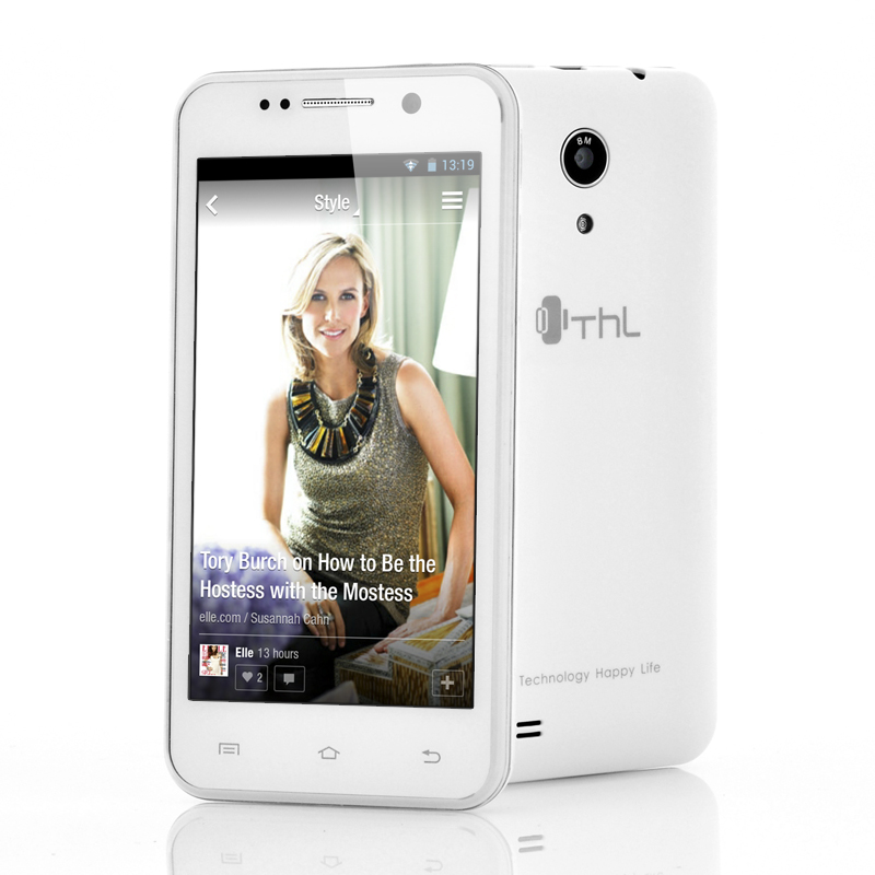 (M) ThL W100S 4.5 Inch Android 4.2 Phone (W) (M)