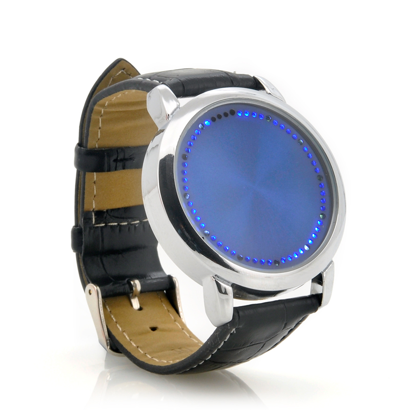 (M) Blue LED Touch Screen Watch - Abyss (M)