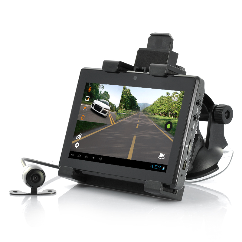 (M) Android Tablet Car DVR with GPS (M)