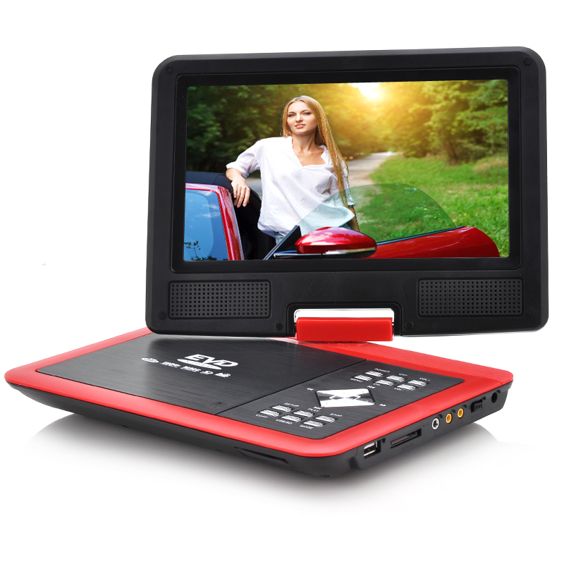 (M) 8.7 Inch LCD Portable DVD (M)