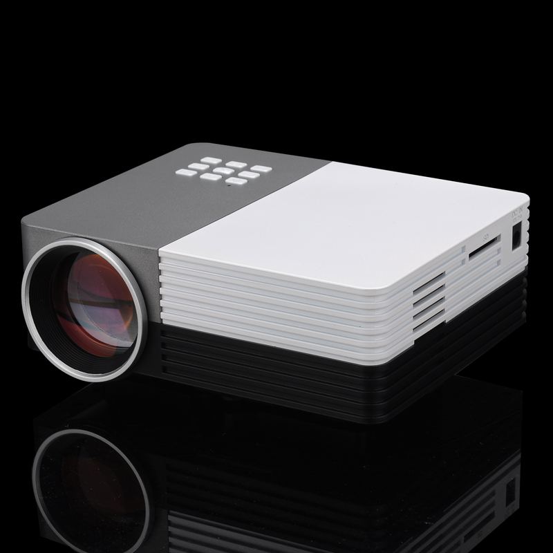 Mini lcd led projector 80 lumens end 9 27 2018 6 24 pm for Good mini projector