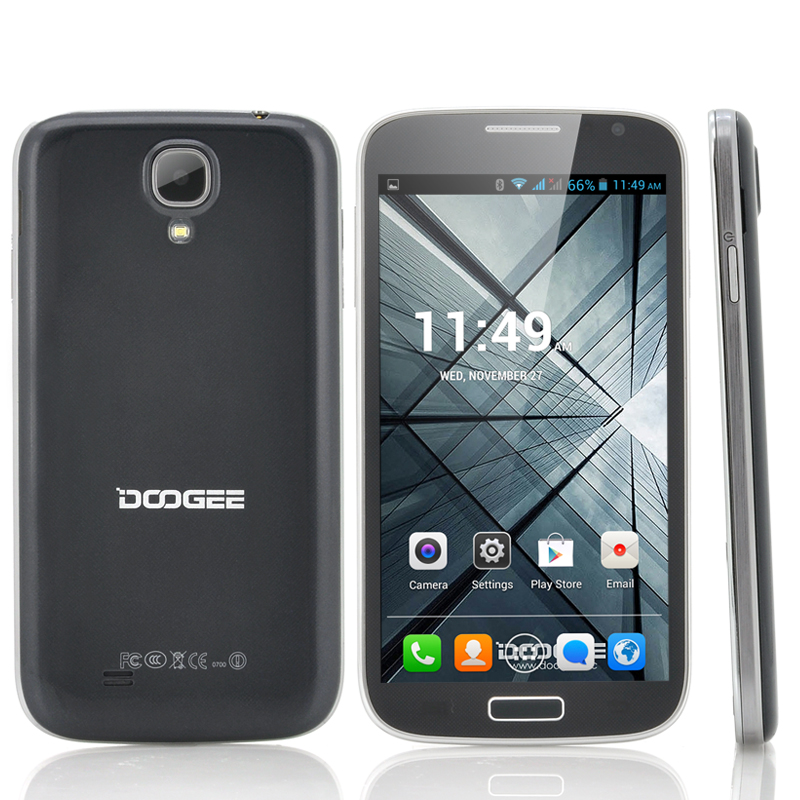 (M) DOOGEE Voyager DG300 Android IPS Phone (BL) (M)