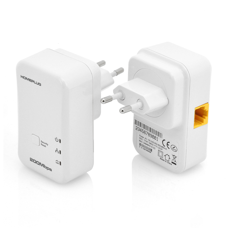 (M) Homeplug AV Ethernet Adapter Kit (M)