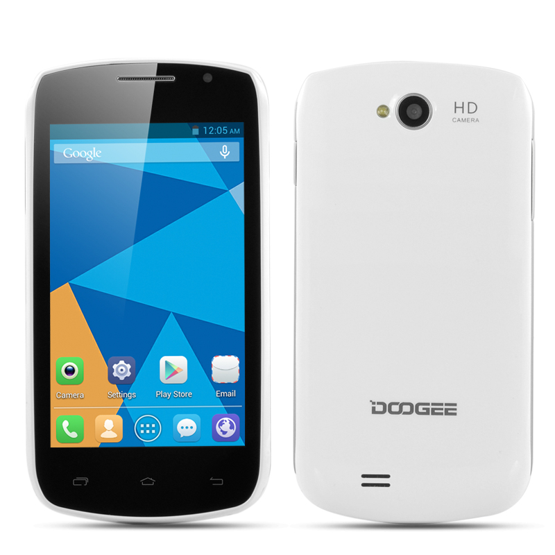 (M) DOOGEE DG110 COLLO 3 Android Phone (White) (M)