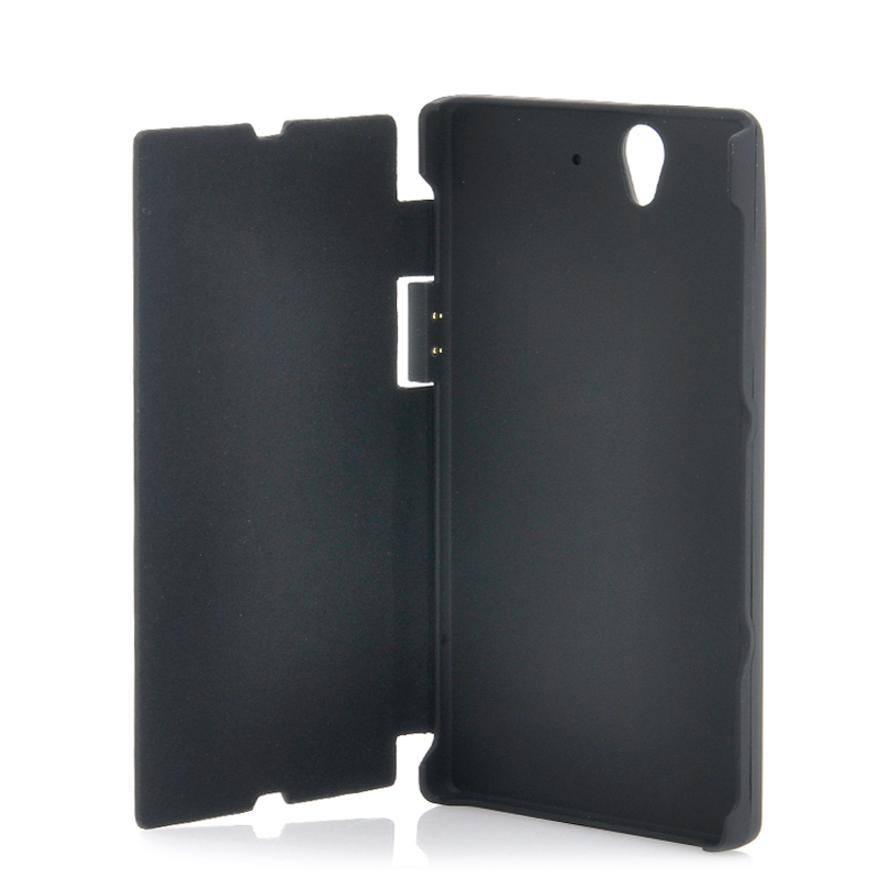 (M) Battery Case with Flip Cover for Sony Experia (M)
