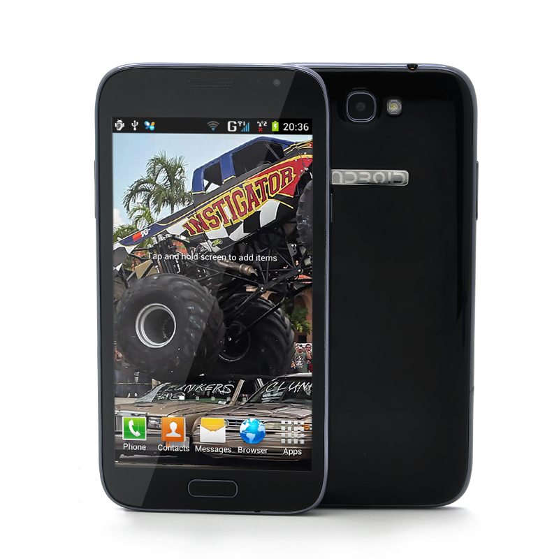 (M) 5.3 Inch Qualcomm Android Phone - Smash (B) (M)