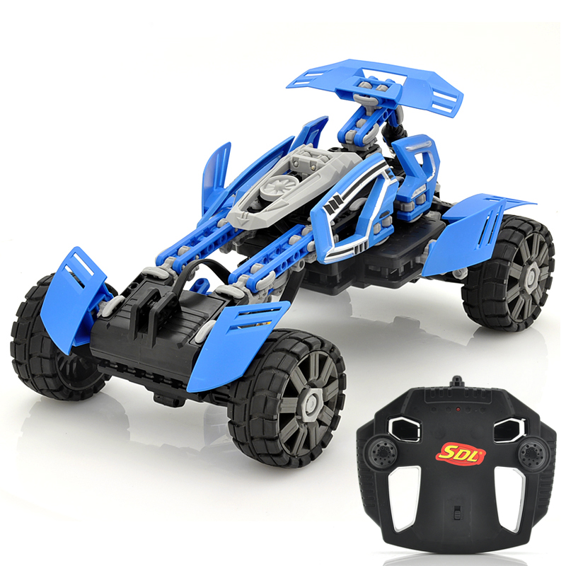 (M) Customizable RC Stunt Car - SDL Transcender (M)