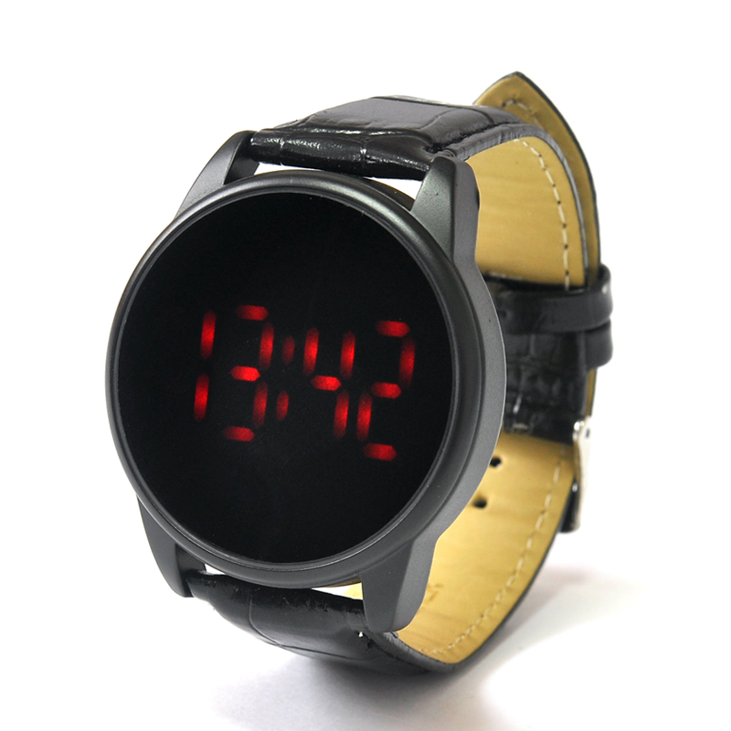 (M) LED Touch Watch - Revolte (M)