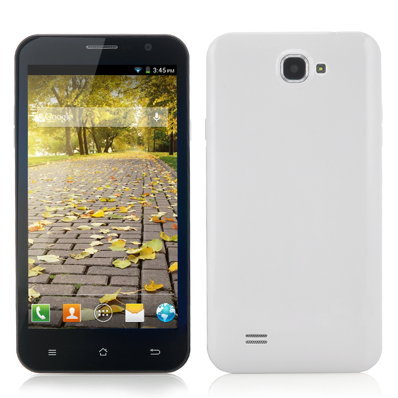 (M) Quad Core Android Phone (Black) (M)
