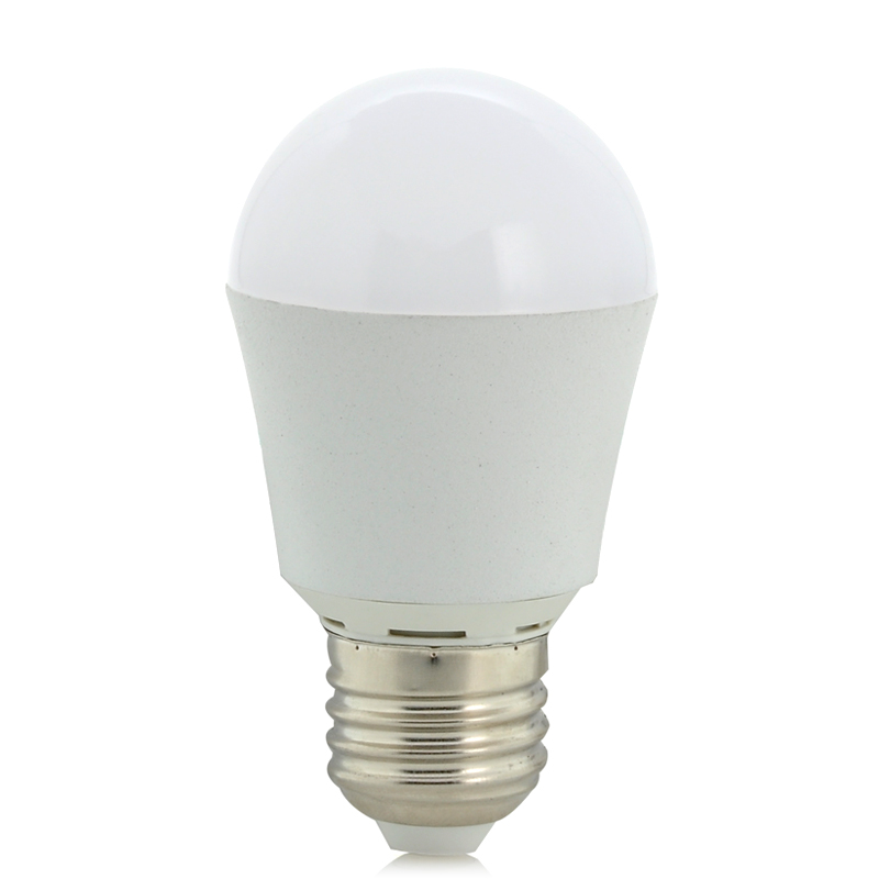 (M) 5 Watt + 400 Lumen LED Light Bulb  (M)