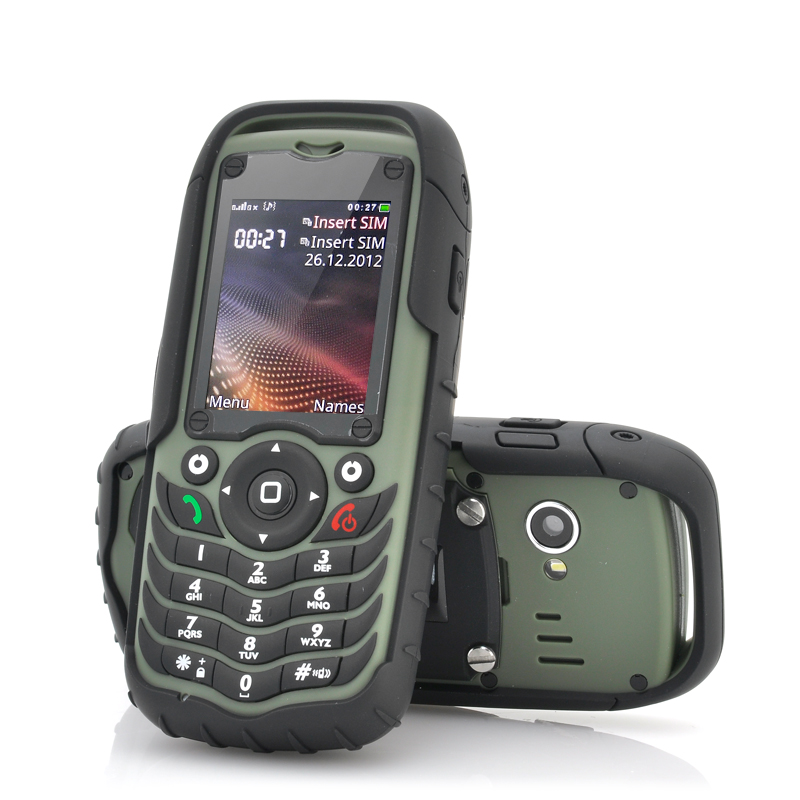 (M) Rugged Mobile Phone IP67 Rating - Fortis (G)  (M)