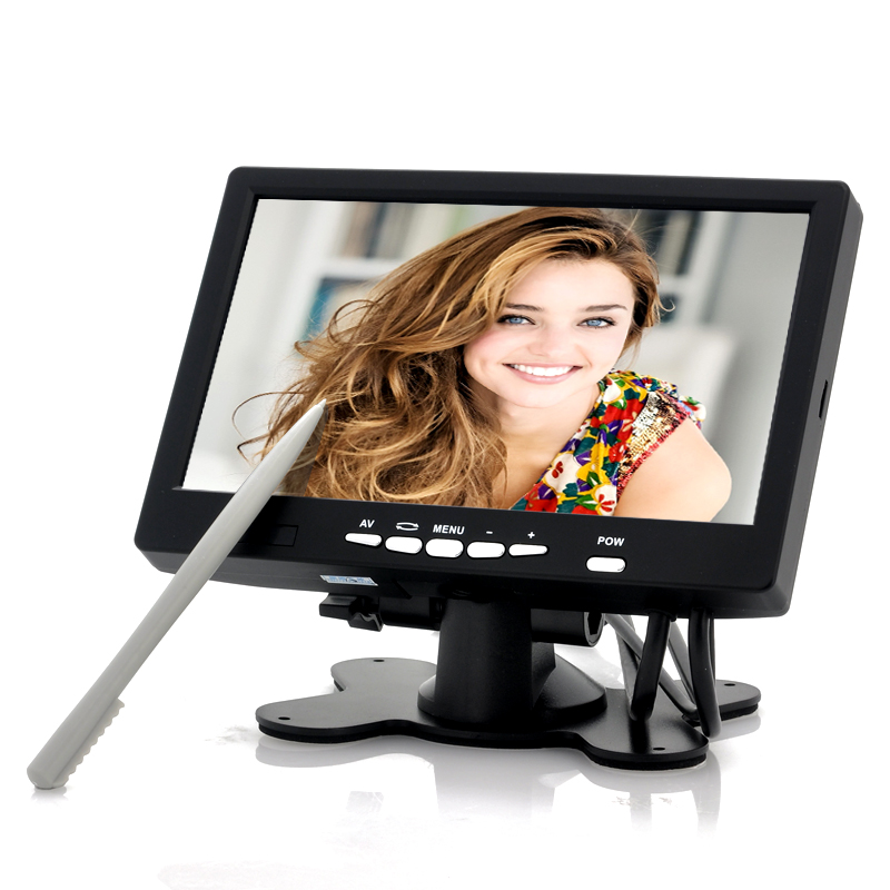 (M) 7 Inch Touchscreen Monitor LCD (M)