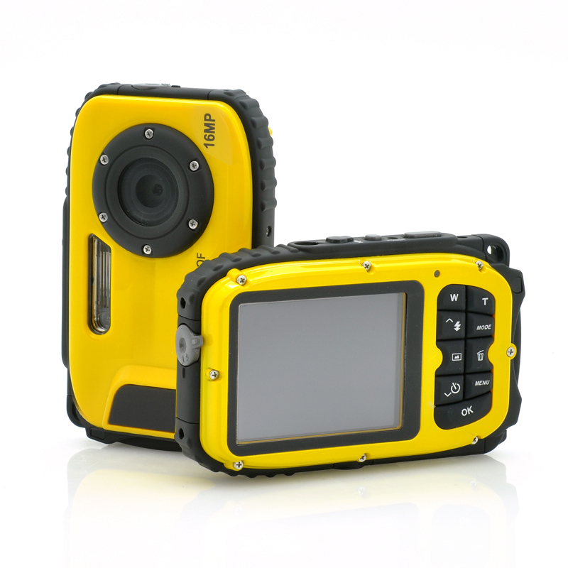 (M) Waterproof 5MP Digital Camera - Tucuxi (M)