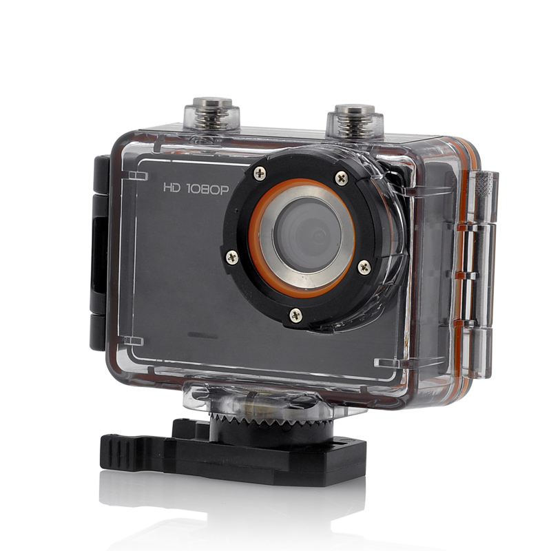 (M) 1080p Sports Action Camera 'Wave' (M)