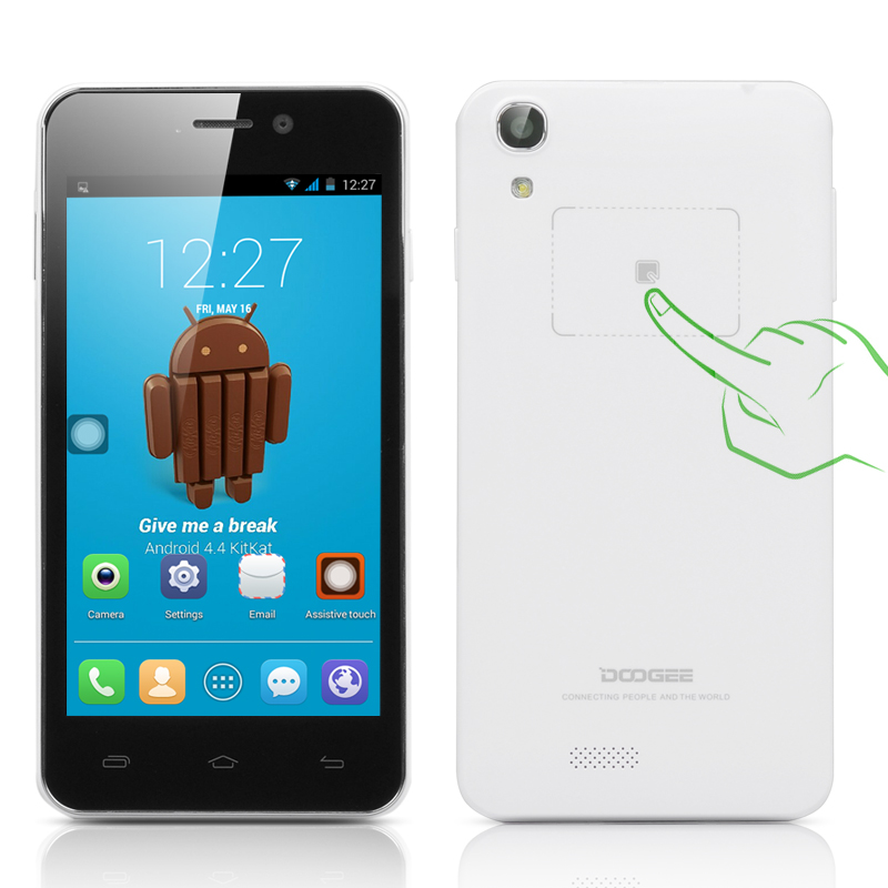 (M) DOOGEE DG800 Valencia Android 4.4 KitKat Phon (M)
