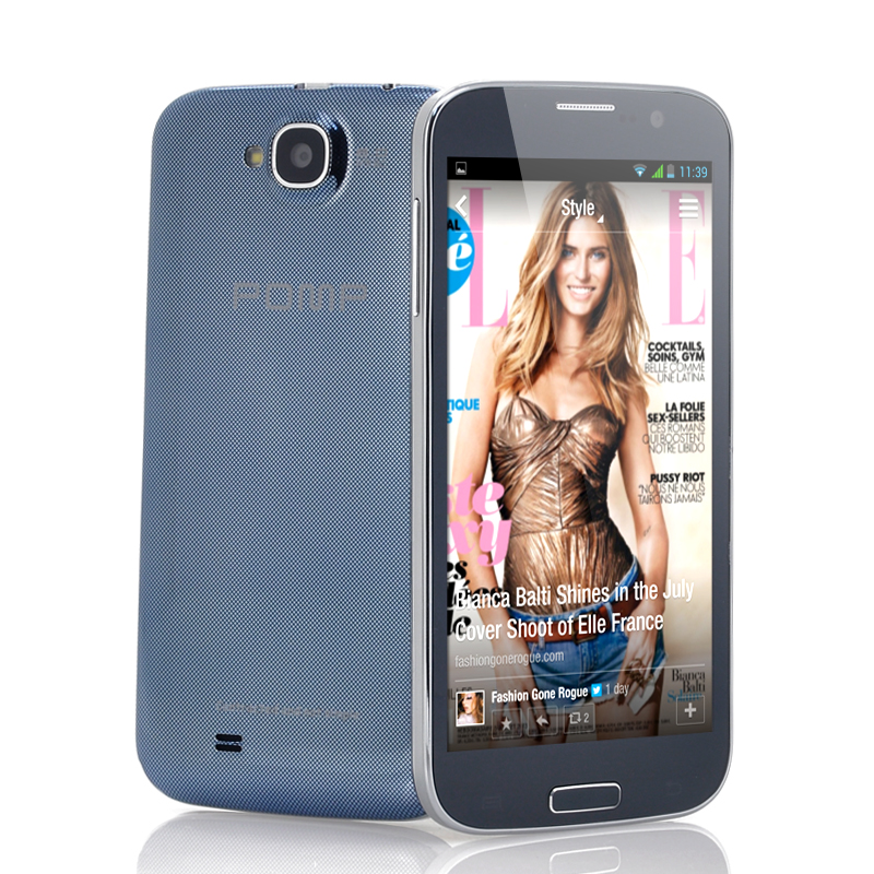 (M) POMP W88 5 Inch 4Core Android 4.2 Phone (B) (M)