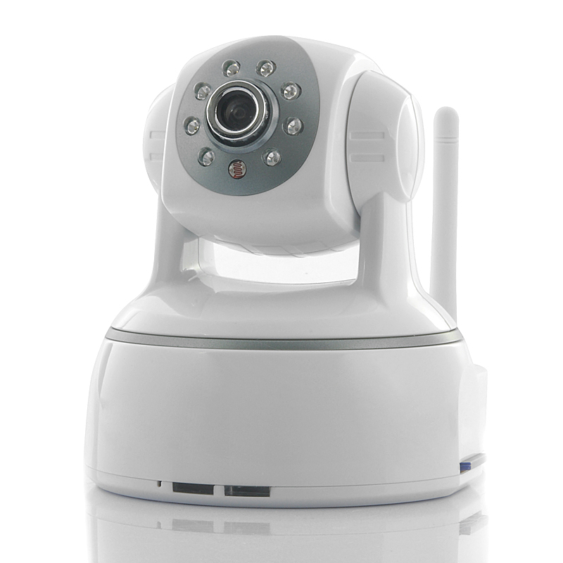 (M) Plug & Play 720p IP Security Camera - Strike (M)