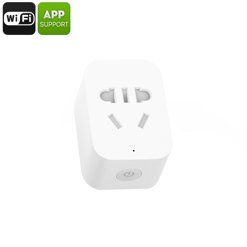 Xiaomi Mi Smart Wireless Socket - App Control, Overload Protection, Fire Resistant, AU Plug, Android And iOS Support