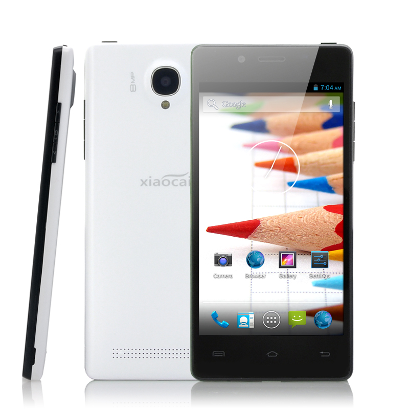 (M) XiaoCai X9S 4.5 Inch OGS Android Phone (W) (M)