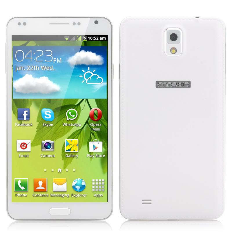 (M) Budget Android Phone - Dark Horse (W) (M)