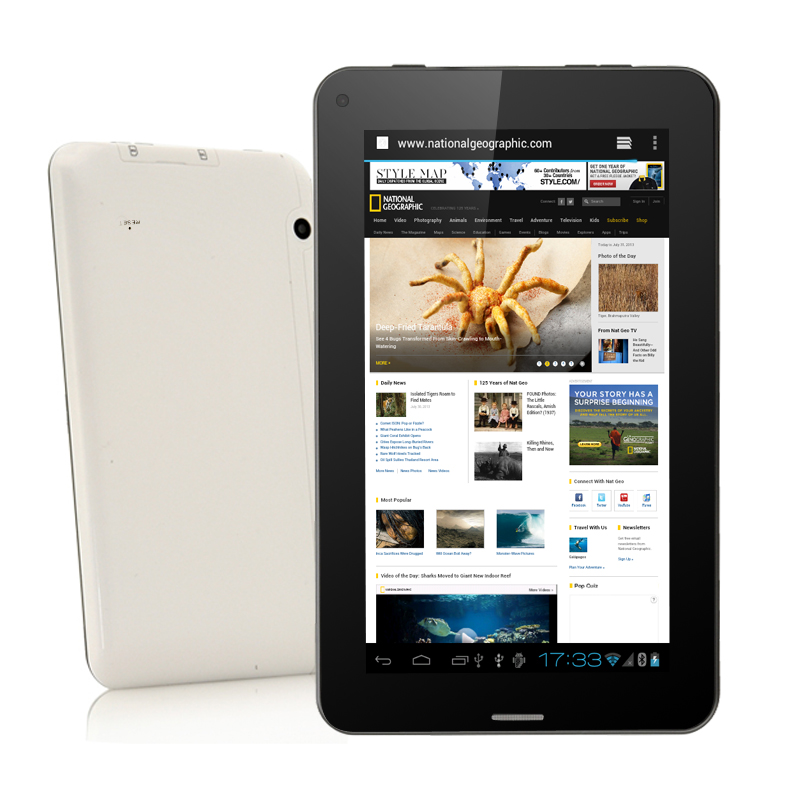 (M) 7 Inch Android 4.0 Tablet PC - Viper (M)