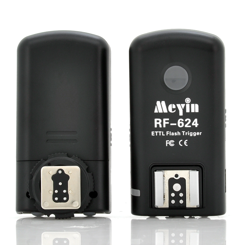 (M) Meyin RF-624 TTL Flash Trigger For Canon (M)