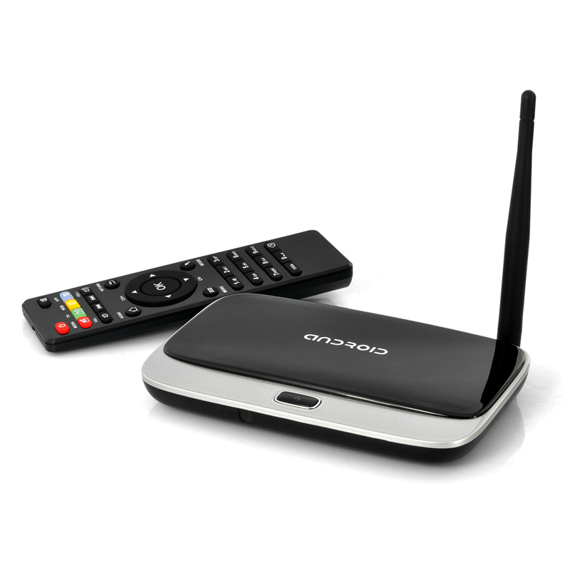 (M) Android 4.2 4 Core Bluetooth TV Box - ATV II (M)