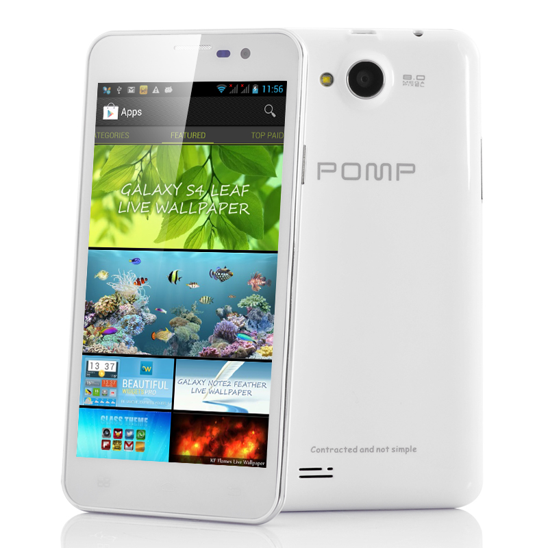 (M) POMP King 2 W99A Android 4.2 Phone (W) (M)