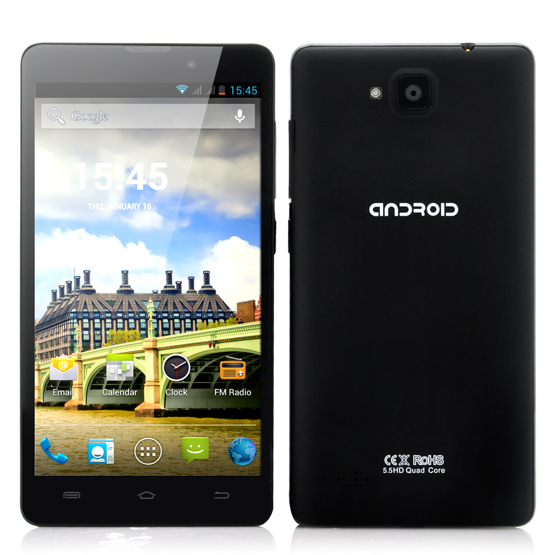 (M) Budget Quad Core Android Phone - Roxx (M)