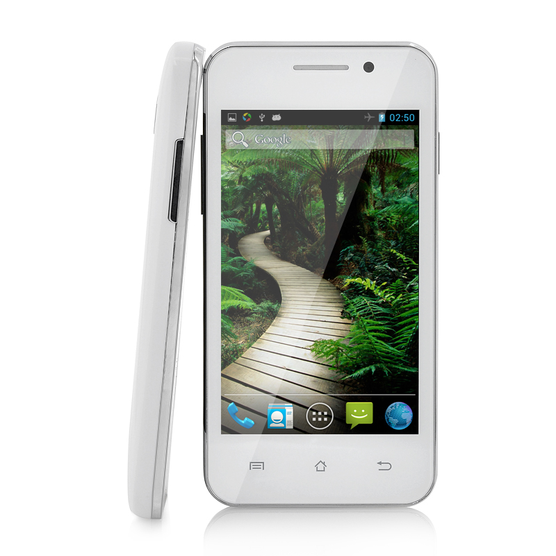 (M) Budget IPS 4 Inch Android Phone - Lima (W) (M)