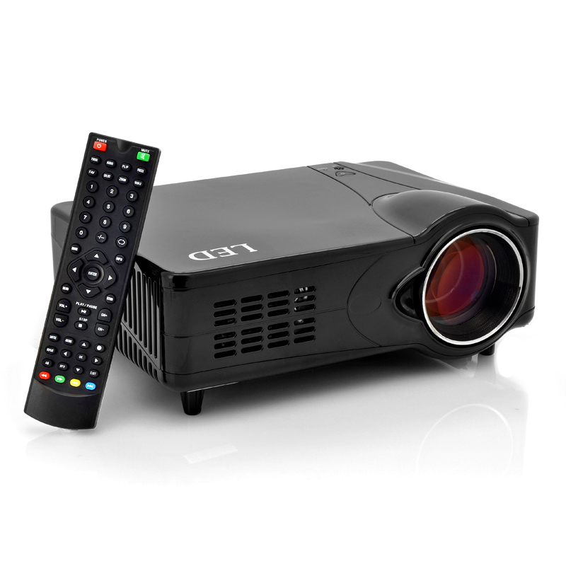 (M) LED Multimedia Projector w/ 1000:1, 800x600 (M)