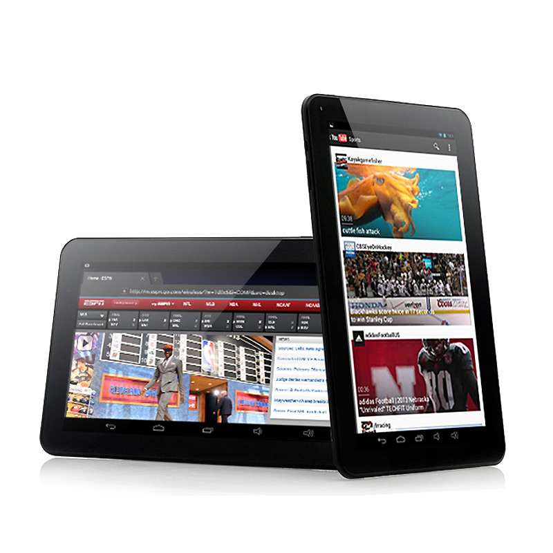 Cvasion 10.1 Inch Dual Core Android 4.2 Tablet PC 'Boar' - 1024x600, 8GB Internal Memory at Sears.com