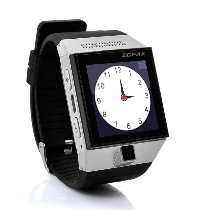 (M) ZGPAX S5 Android 4.0 Smart Watch (S) (M)