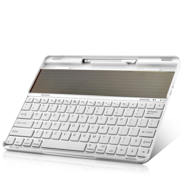 (M) Solar Power Bluetooth Keyboard for Tablets (M)