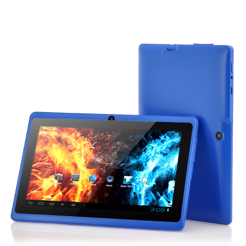 (M) 7 inch Budget Android Tablet PC - Helos (B) (M)