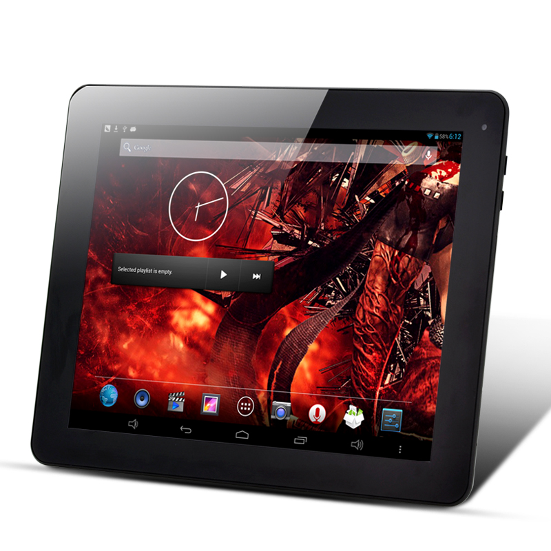 (M) E-Ceros Revolution Android 4.2 Tablet (Black) (M)