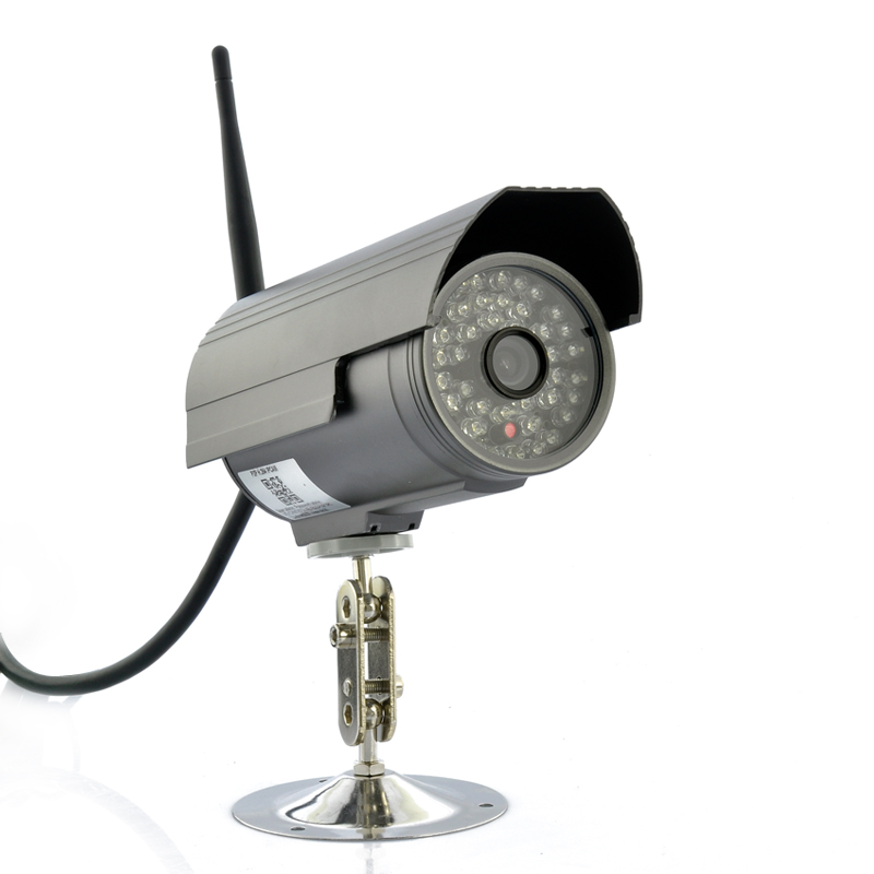 (M) Wireless Outdoor HD IP Camera w/ DVR (M)
