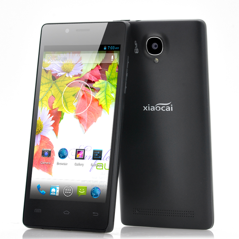 (M) XiaoCai X9S OGS Slim Android 4.2 Phone (B) (M)