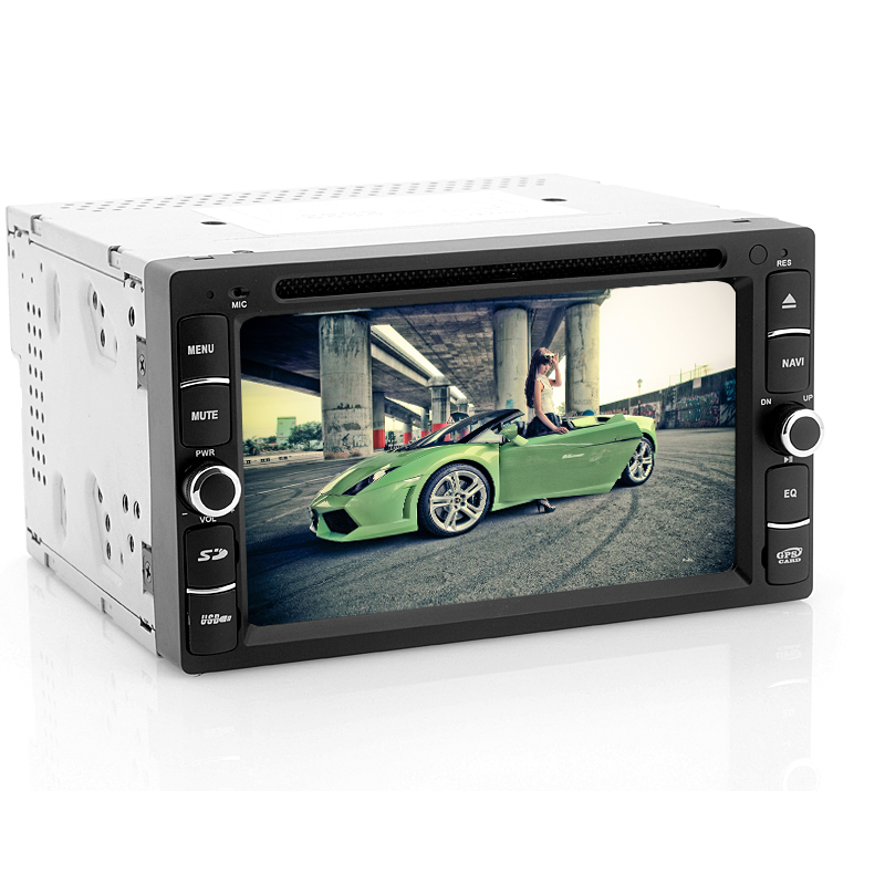 (M) Android Car DVD w/ Dual DVB-T ANT - Kryponite (M)