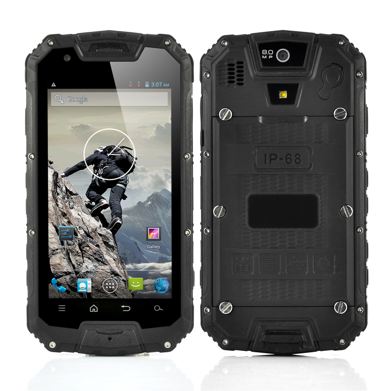 (M) Rugged Quad Core Android 4.2 Mobile Phone (M)